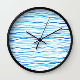 No Waves Wall Clock