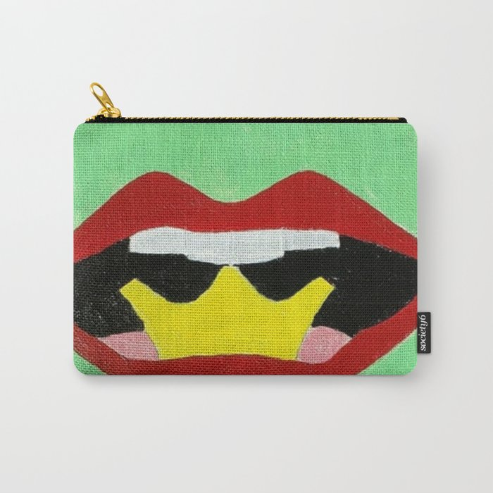 Scream Queen Carry-All Pouch