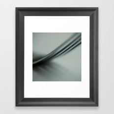Fork Framed Art Print