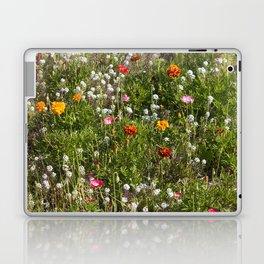 Field of Wild Flowers Laptop & iPad Skin