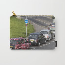 London Taxis Heathrow Airport Carry-All Pouch