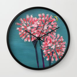 Bee-utiful Wall Clock
