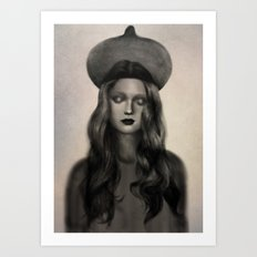 RUSHKA Art Print