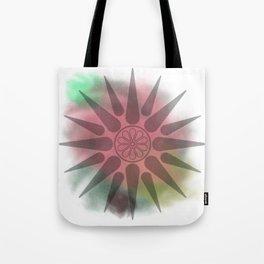 Macedonian watercolor Tote Bag
