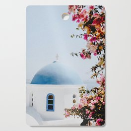 Santorini, Greece Cutting Board