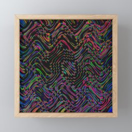 Intensity Framed Mini Art Print