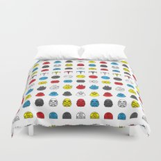 Balance in the Force Duvet Cover