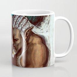 Sten Arishok Taurus Zodiac Tarot card Coffee Mug