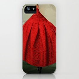 The Models Project iPhone Case