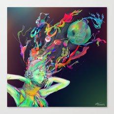 LifeLine Canvas Print