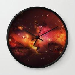 WE DRIFT, MINDLESS Wall Clock