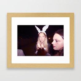 R.S. Framed Art Print