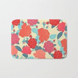 Rose Garden - Light Bath Mat
