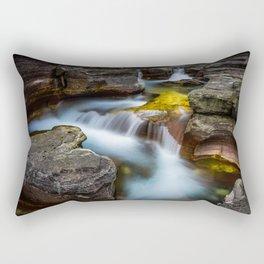 Rainbow River Rectangular Pillow