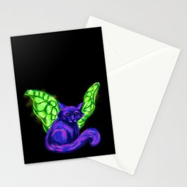 Fairy Cat - Mazuir Ross Stationery Cards