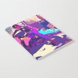 Speed Demon Notebook