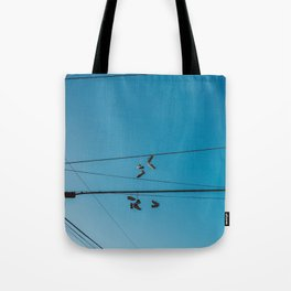 California Kicks Tote Bag