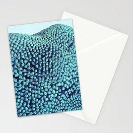 Oxidized Landscape Teal Stationery Cards