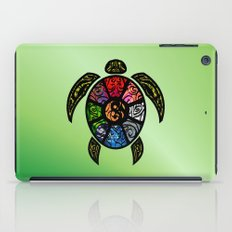 Bagua Turtle iPad Case
