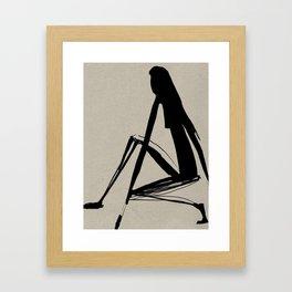 Everybody Framed Art Print