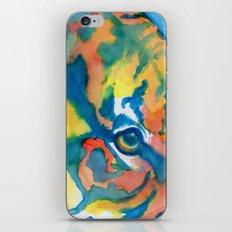 Tiger Eye iPhone & iPod Skin