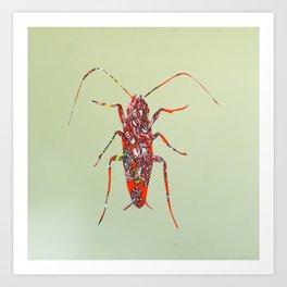 Hakkaroach I Art Print