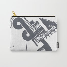 Bahaus dream Carry-All Pouch