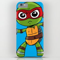 TMNT Raphael iPhone 6 Plus Slim Case