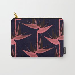 Strelitzia Alba SE Carry-All Pouch