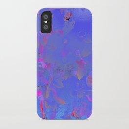 Pattern Lila Rose iPhone Case