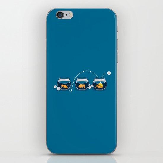 Prepared Fish iPhone & iPod Skin