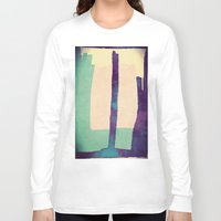 planet Long Sleeve T-shirts featuring Planet by munich