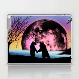 Bear Moon Laptop & iPad Skin