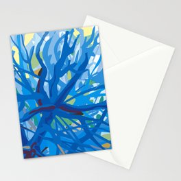 Morning at Whittier Narrows Wilderness Stationery Cards