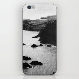 Azores coastal landscape iPhone Skin