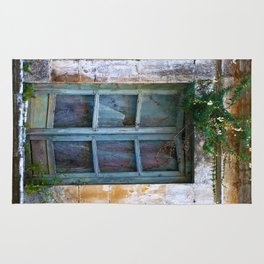 Abandoned Sicilian House in Noto Rug