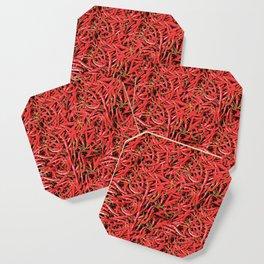 Red Hot Chilli Design Coaster