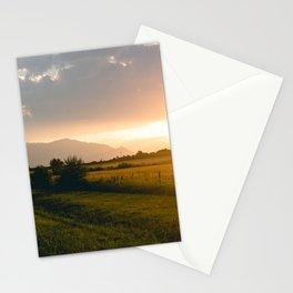 Boulder Golden Hour Stationery Cards