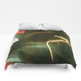 Film Blur Comforters