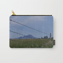 Bear Butte Barbed Wire Carry-All Pouch