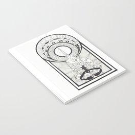 Scissors Notebook