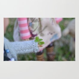 Blythe - A pinch of luck Rug
