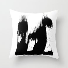 the burden Throw Pillow