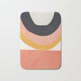 Abstract Art 8 Bath Mat