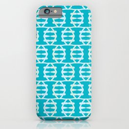 Mix Lines Pattern iPhone Case