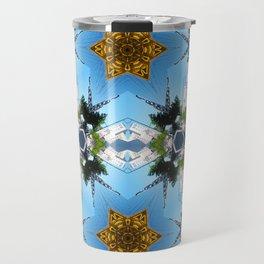 Golden City - 261 Travel Mug