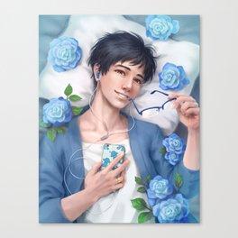 Yuri Katsuki Canvas Print