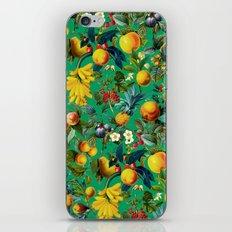 Fruit Pattern iPhone Skin
