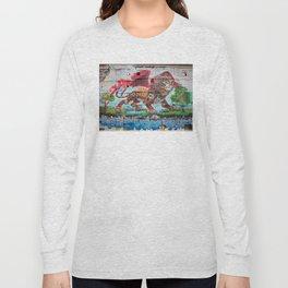 Detroit Chimera ( kī-ˈmir-ə ) Long Sleeve T-shirt