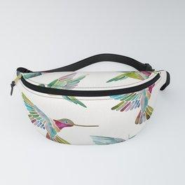 Hummingbirds Fanny Pack